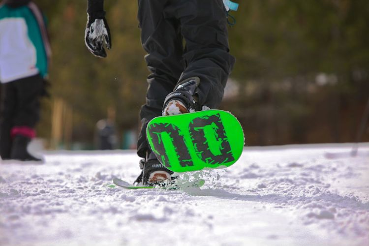 Dual Snow Boards for Snowboarding