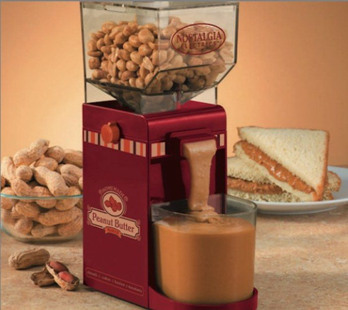Electric-Nut-Butter-Maker