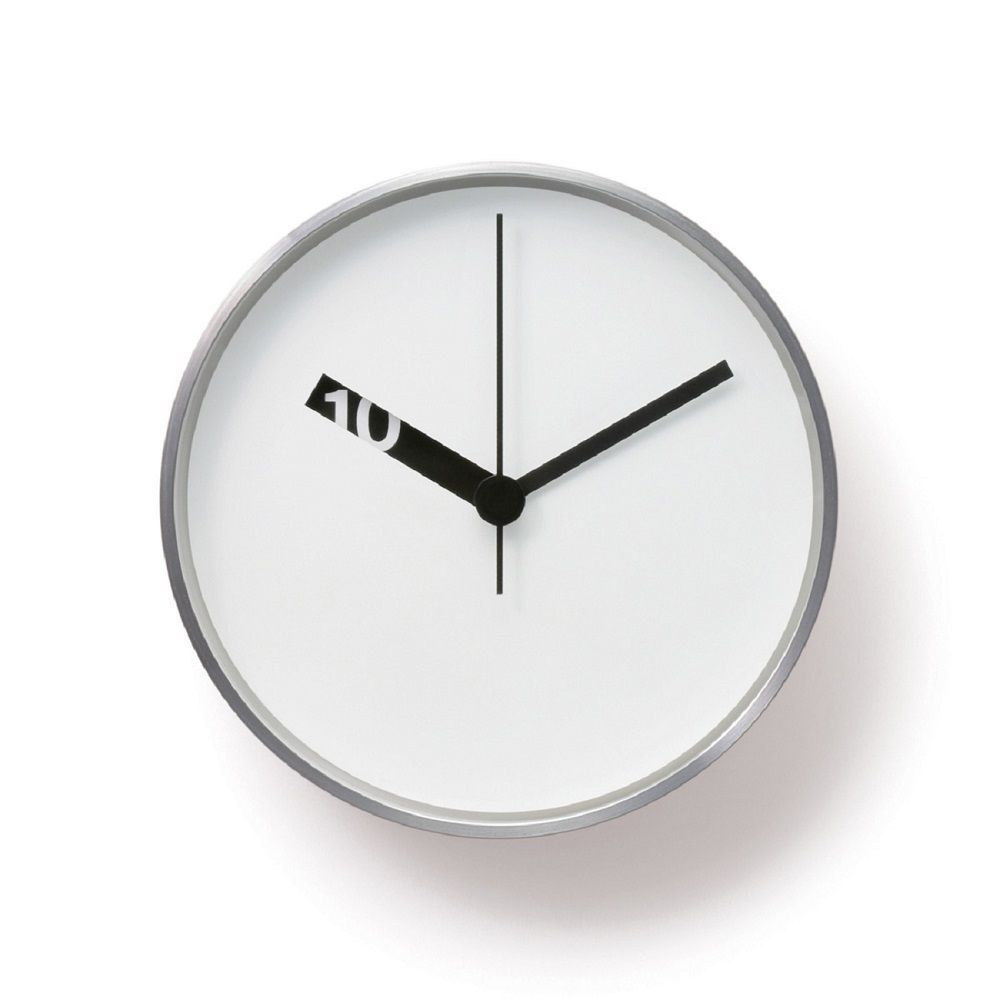 Extra Normal Wall Clock