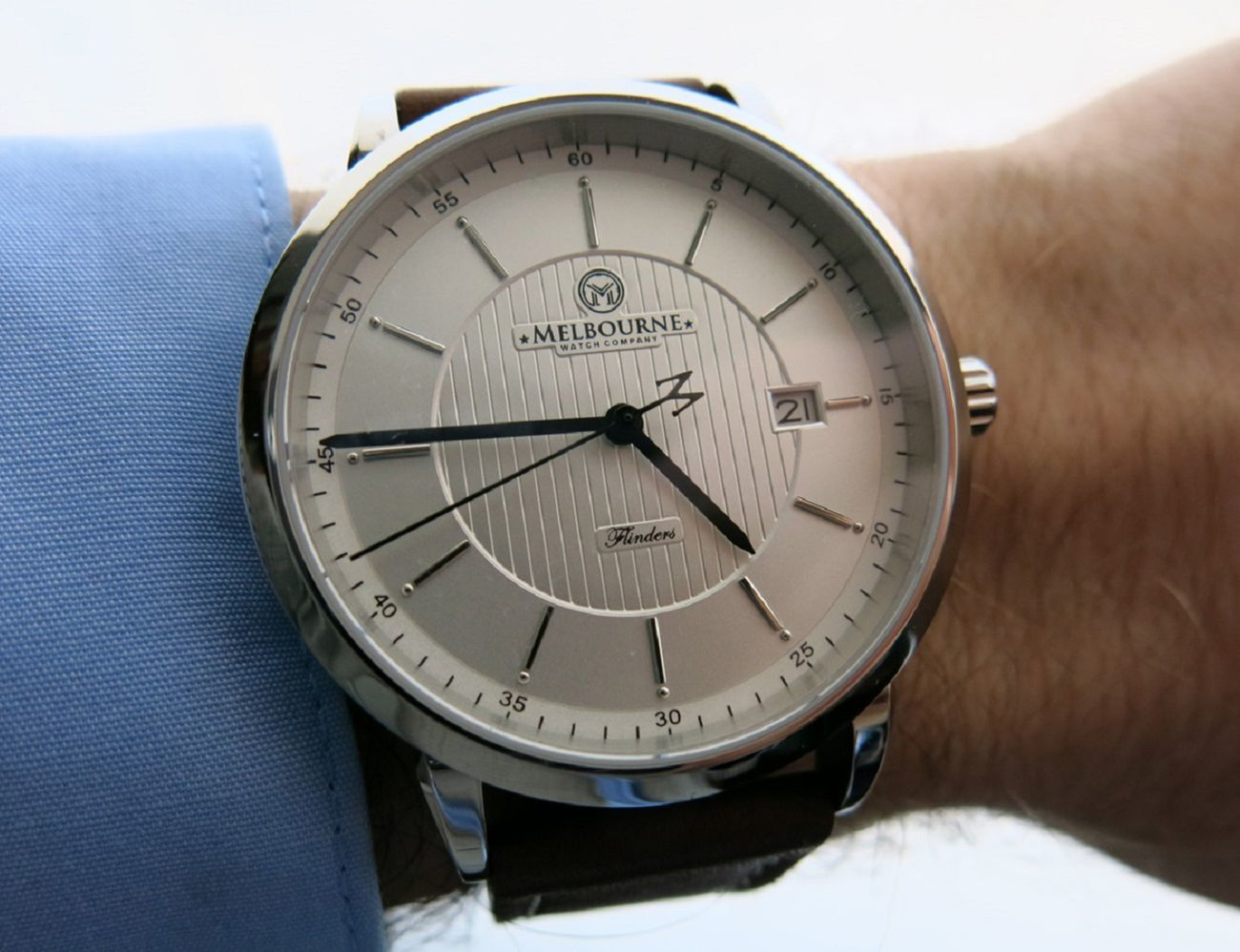 Flinders Automatic Watch
