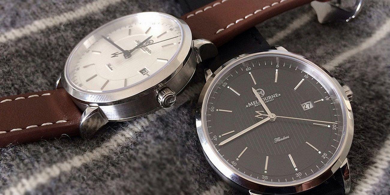 Flinders Automatic Watch