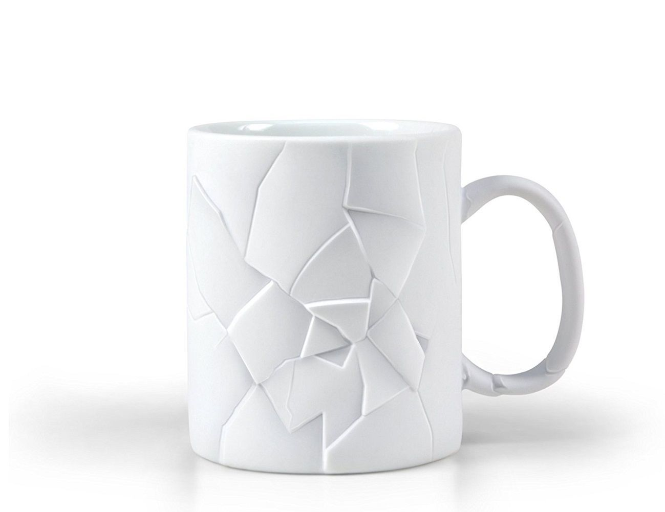 Fred and Friends Cracked Up Mug
