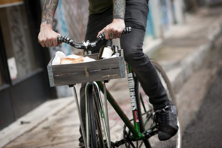 Gothamcargo bicycle baskets