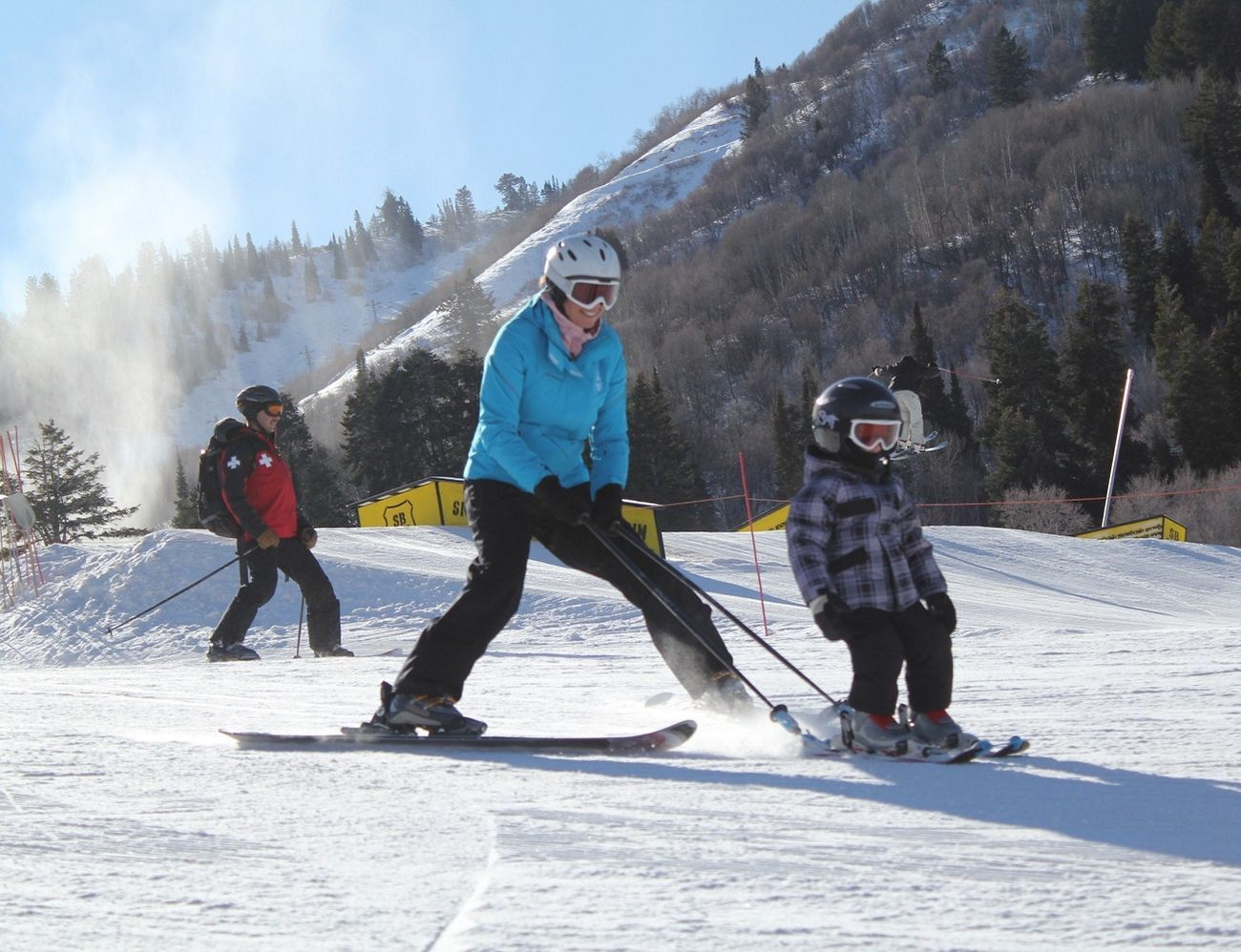 Hookease Ski Trainer