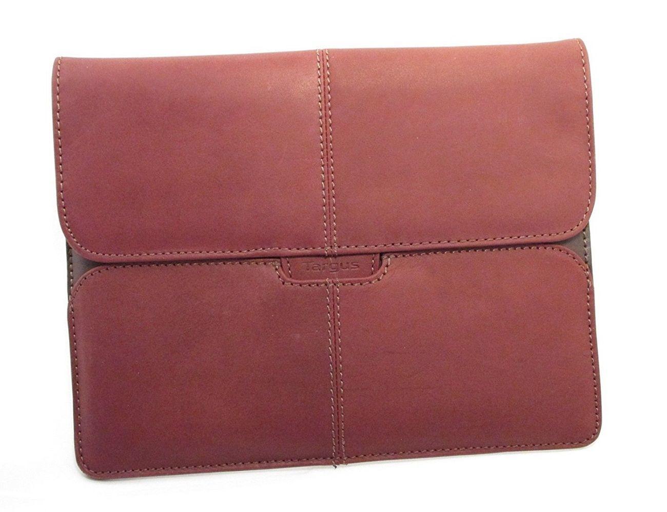 Hughes Leather Portfolio Sleeve for iPad