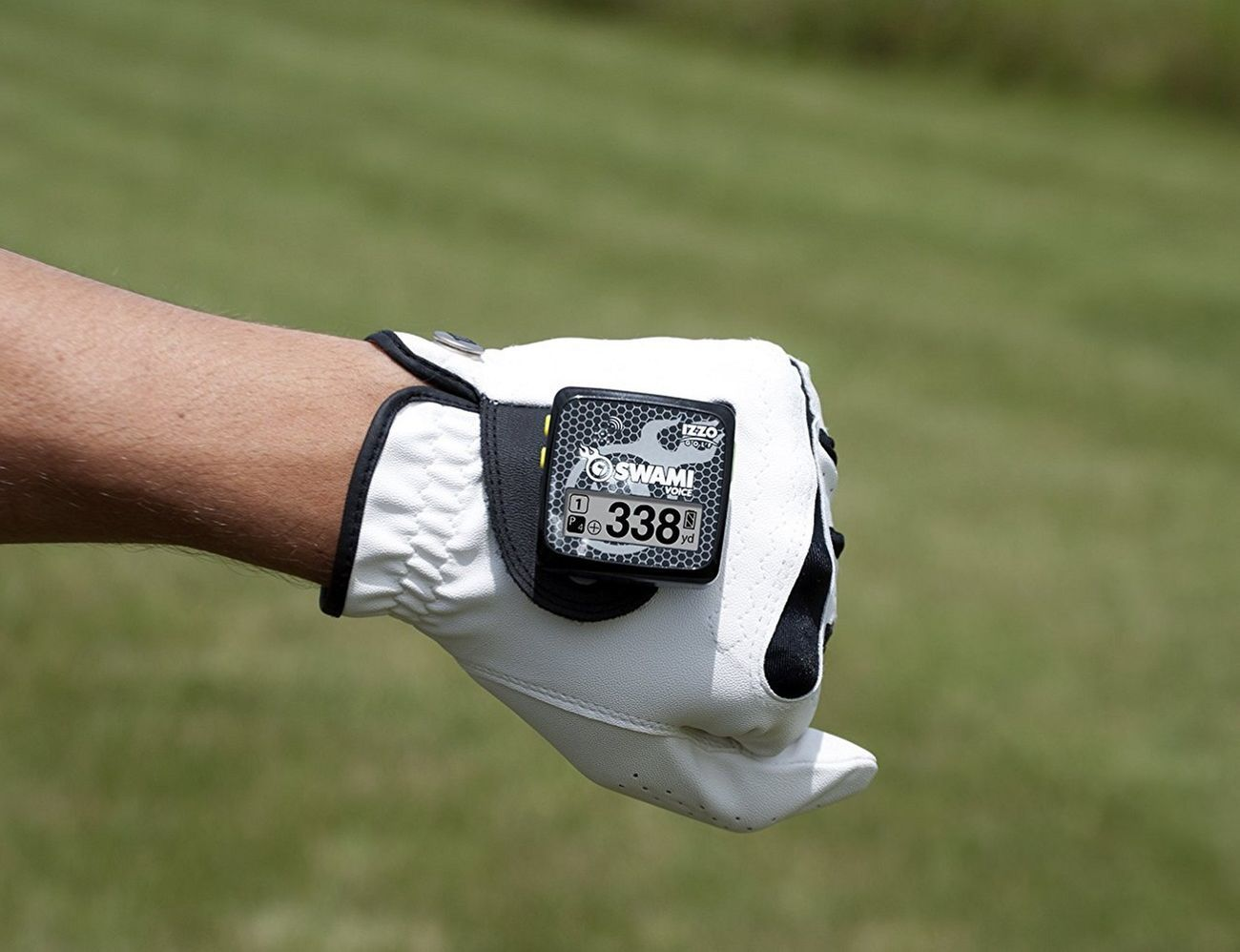 Izzo SWAMI Voice Golf GPS Unit