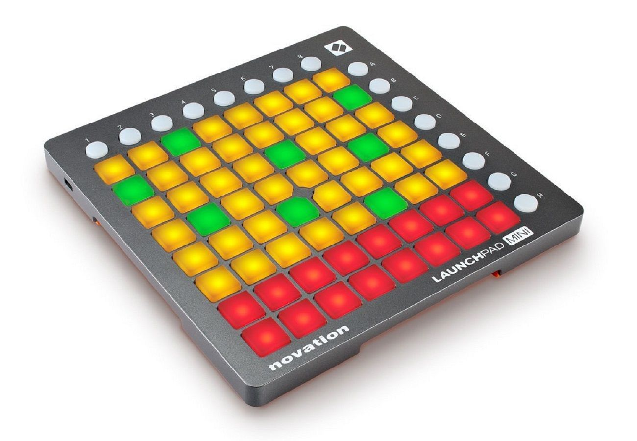 Launchpad Mini Music Controller