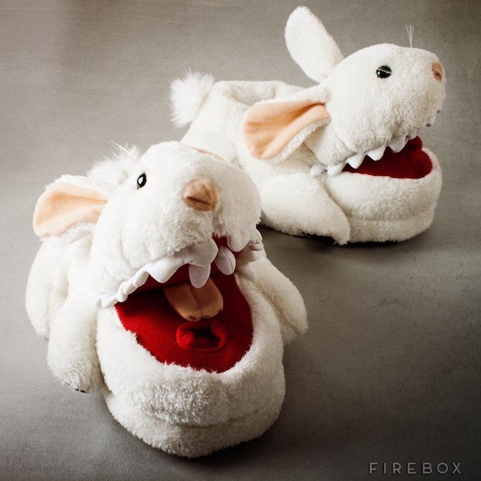 Limited Edition Monty Python Killer Bunny Slippers