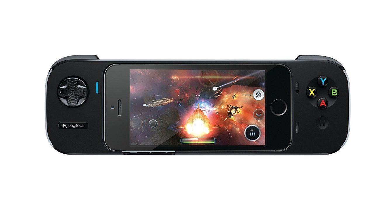 Logitech PowerShell Controller for iPhone