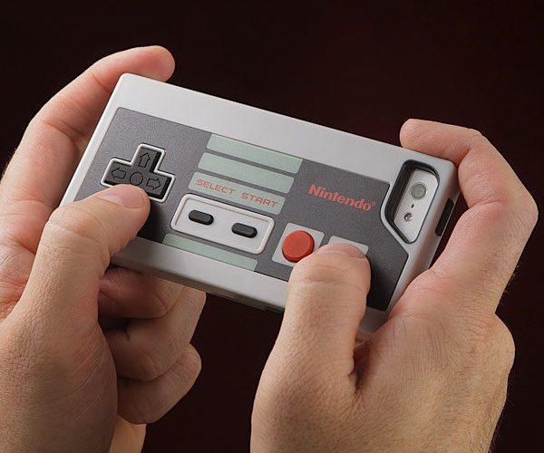 Nintendo NES Controller Case for iPhone