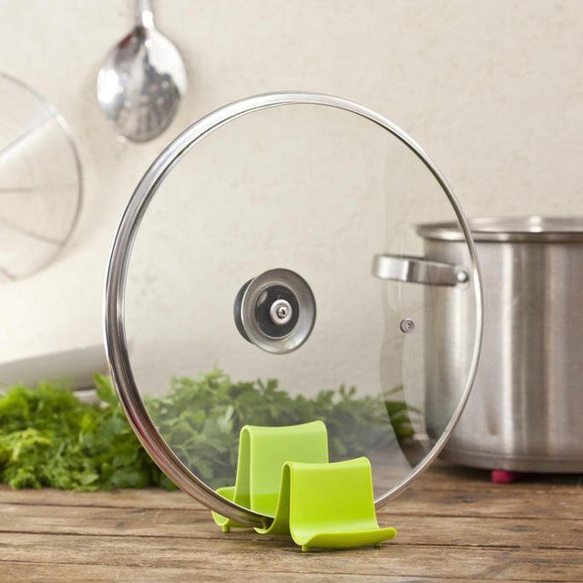 Pot Lid Stand From Klipy Design