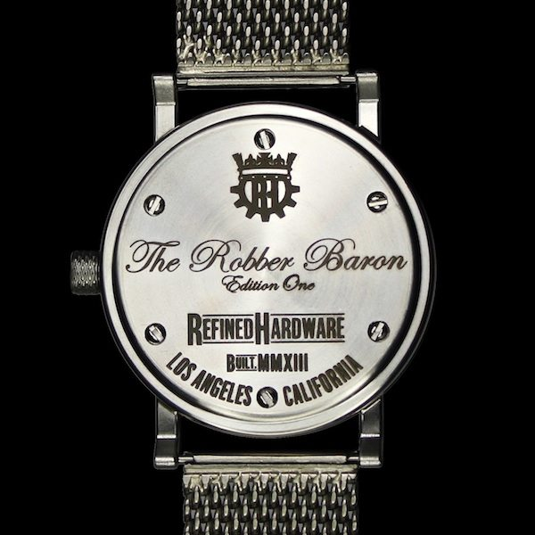 Refined Hardware Robber Baron