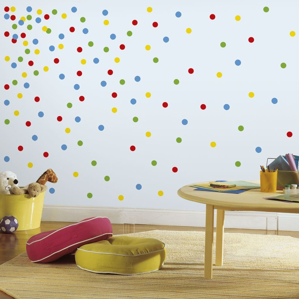 Spots Wall Stickers
