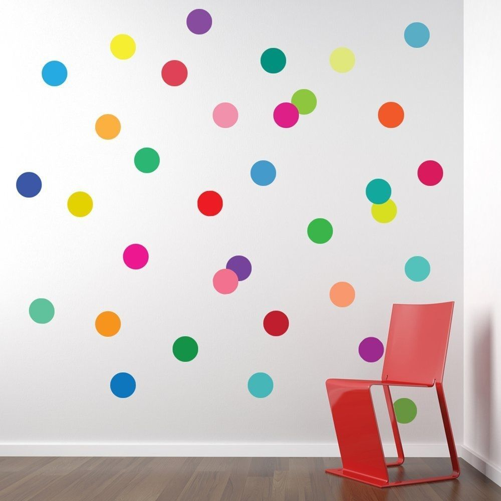 Spots Wall Stickers 187 Gadget Flow