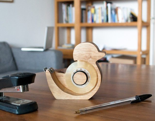 Suck UK Quack Tape Dispenser