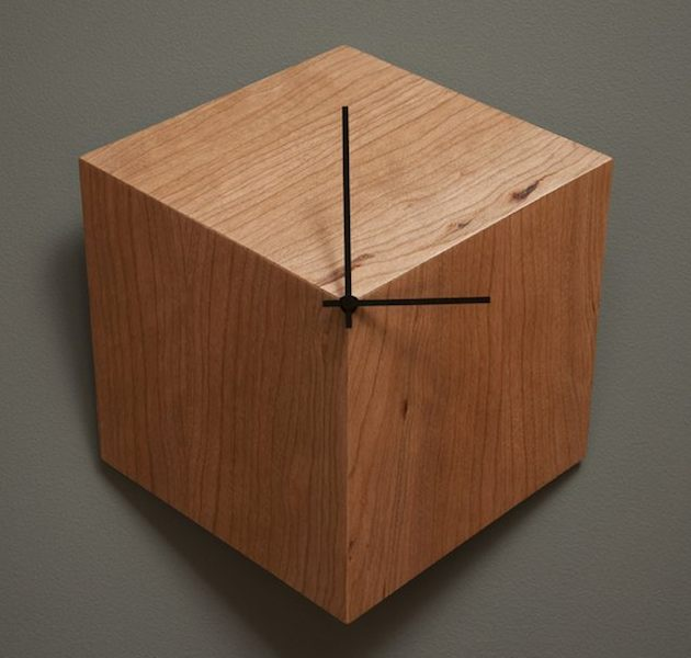 3P Clock - $100