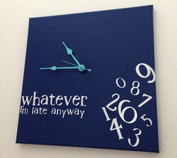Whatever-Clock