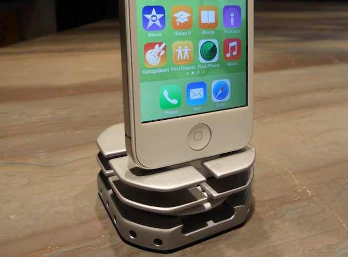 goDock: Mobile Docking Station