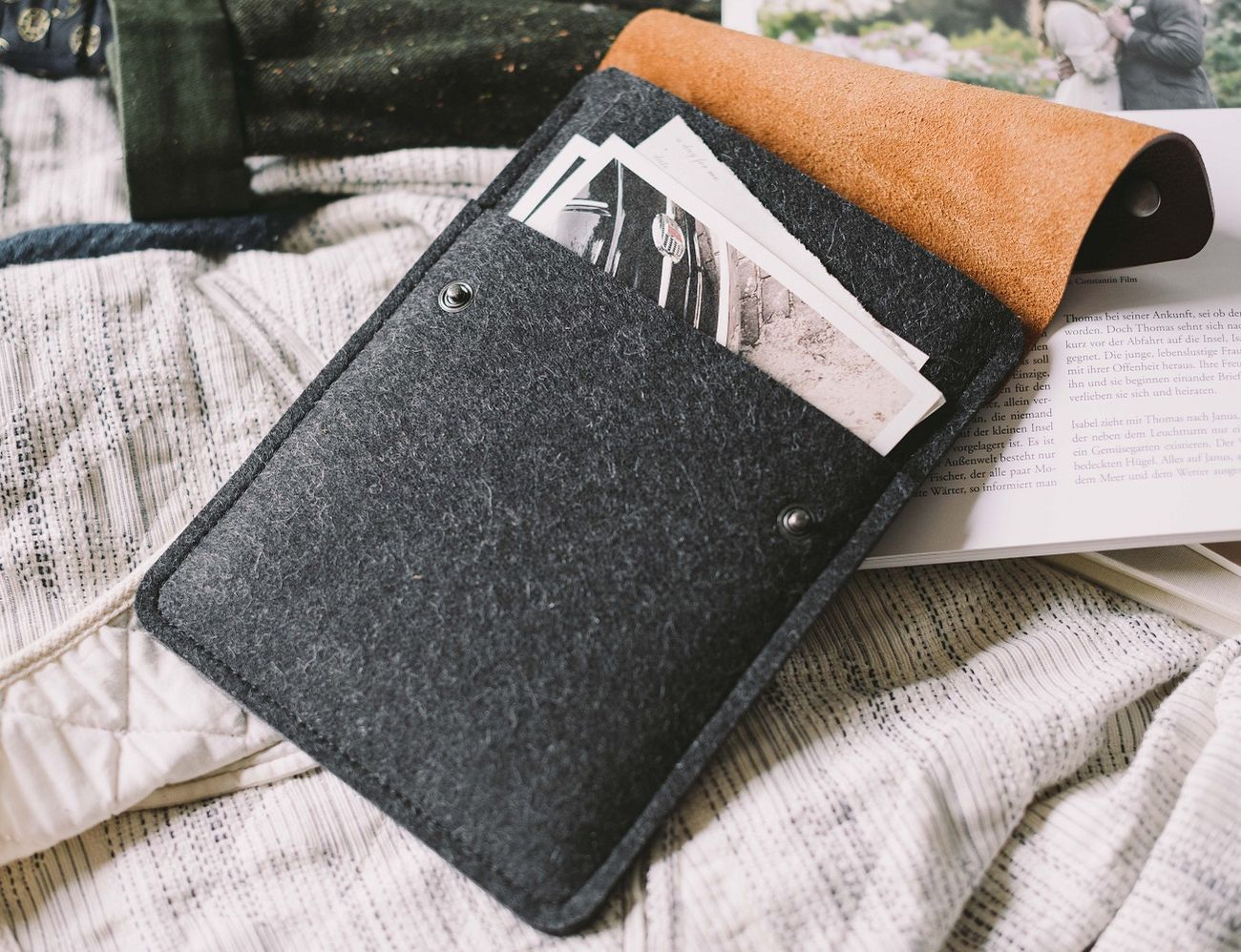 iPad mini Sleeve Courier