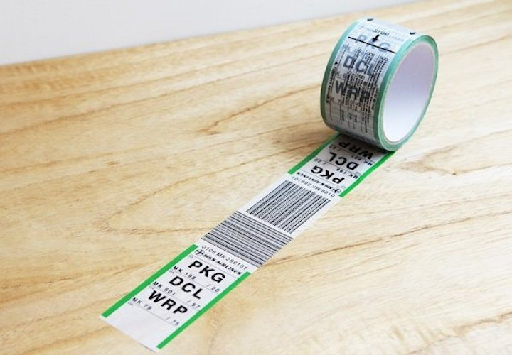 Baggage Tag Packing Tape - $11