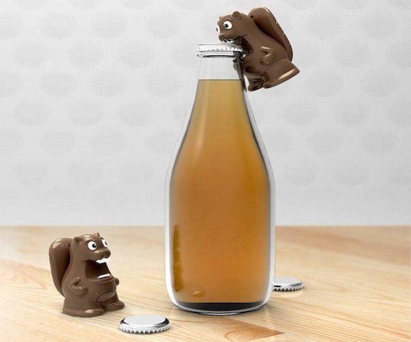 Beaver Bottle Opener - $13