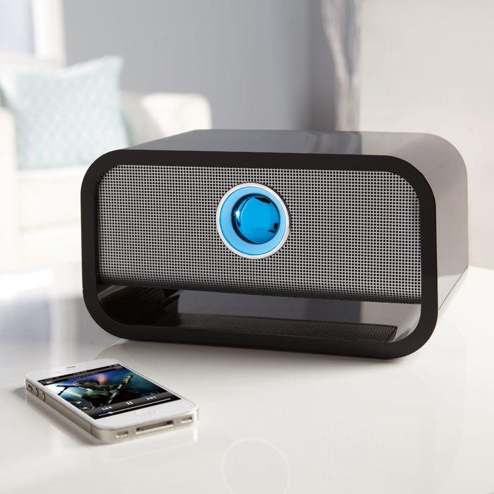 Big Blue Studio Wireless Bluetooth Speaker