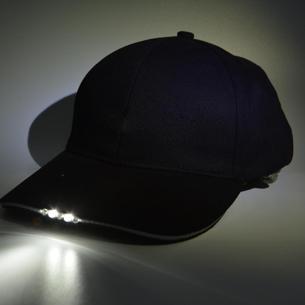 BrimLit LED Hat Clip-On Light » Gadget Flow 604e917c8ae