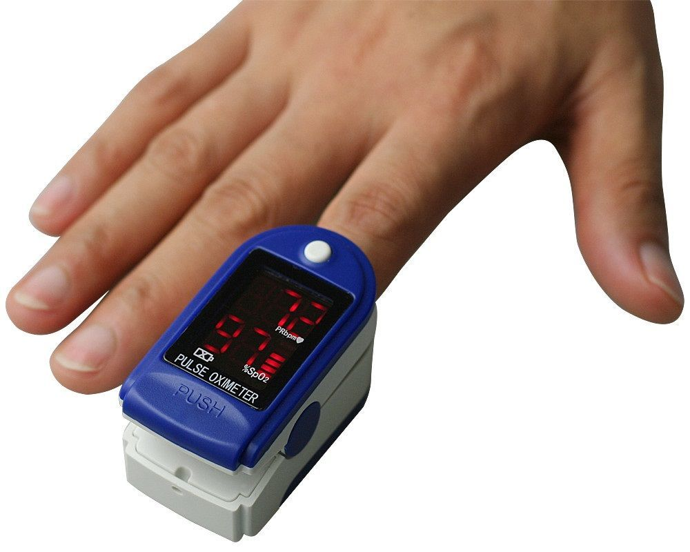CMS 50-DL Pulse Oximeter