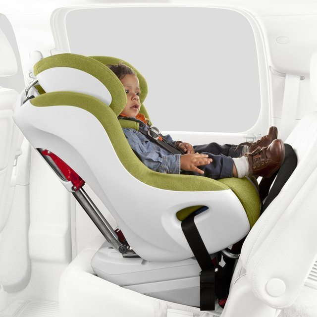 When Can Baby Have Forward Facing Car Seat