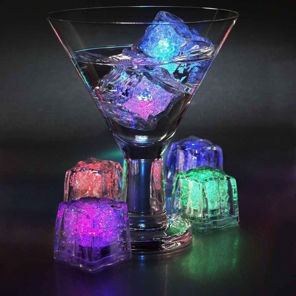 Decorative LED Ice Cubes