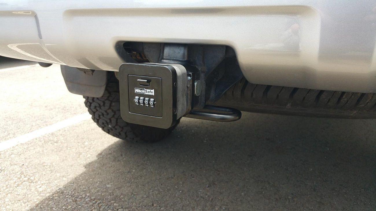 HitchSafe+Key+Vault