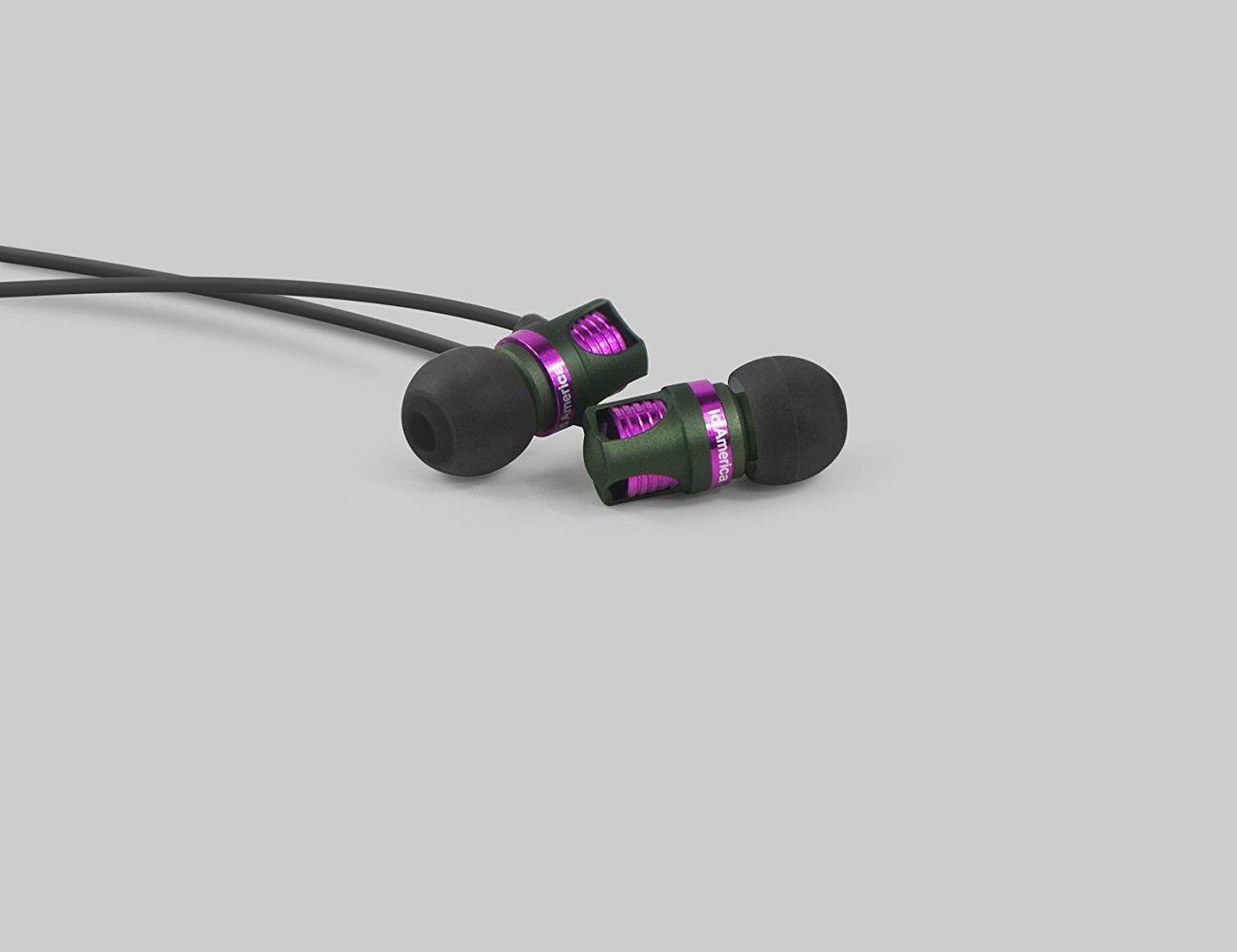 ID America Spark In-Ear Headphones