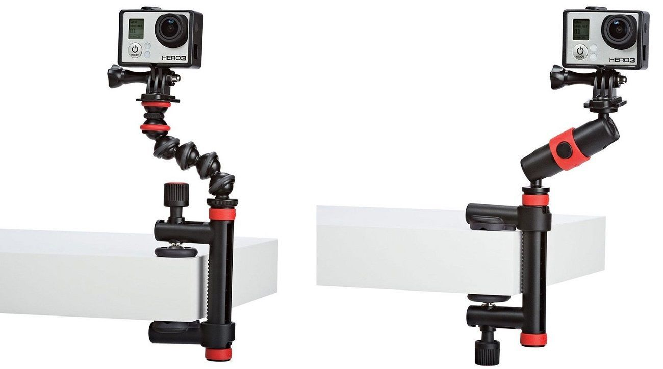 Joby Action Clamp for GoPro