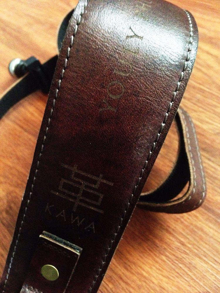 KAWA Pro Leather Camera Strap