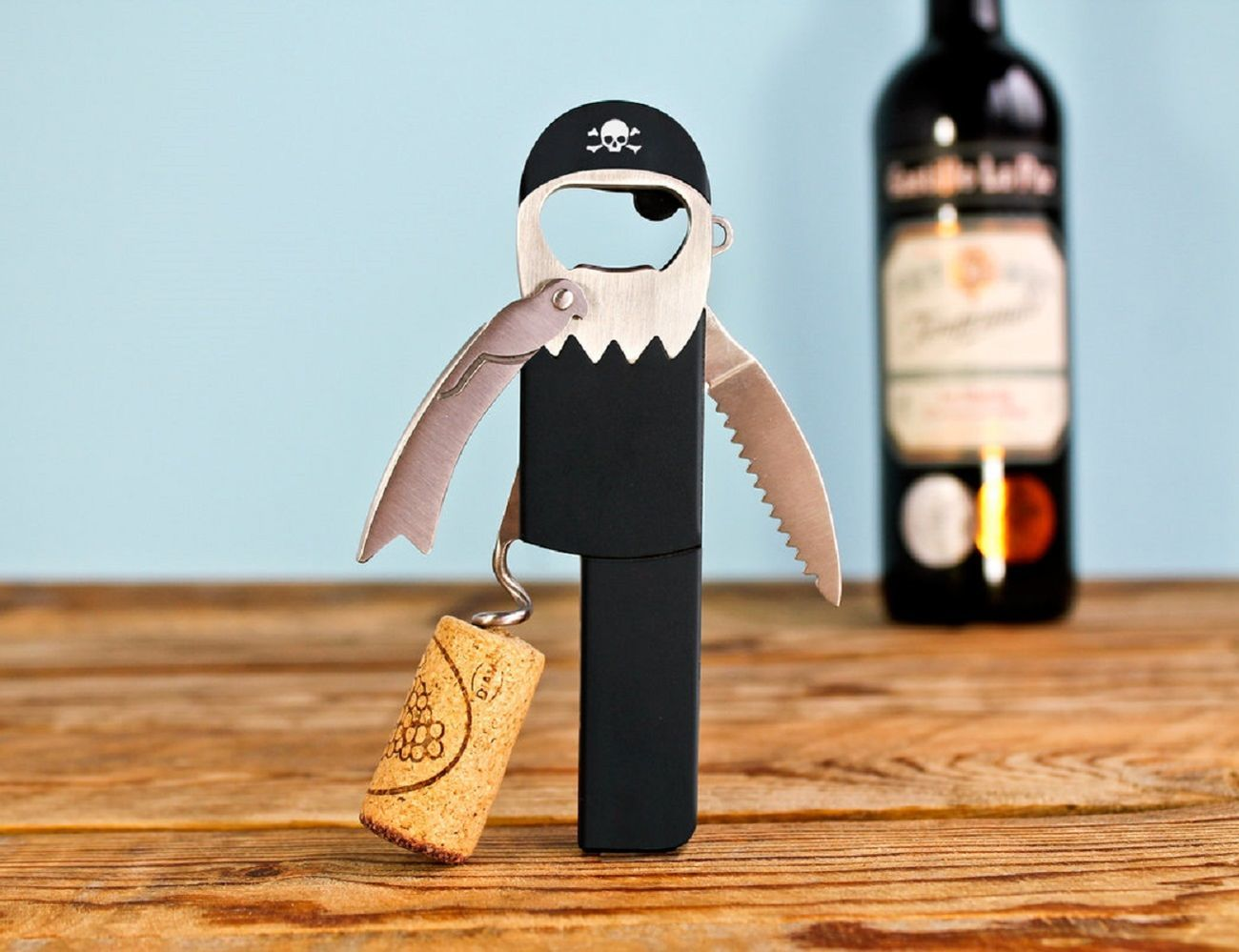 Pirate Corkscrew From Suck UK