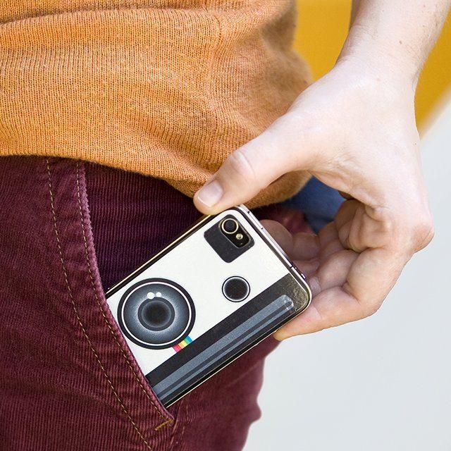 Polaroid Land Camera Case for iPhone SE/5s