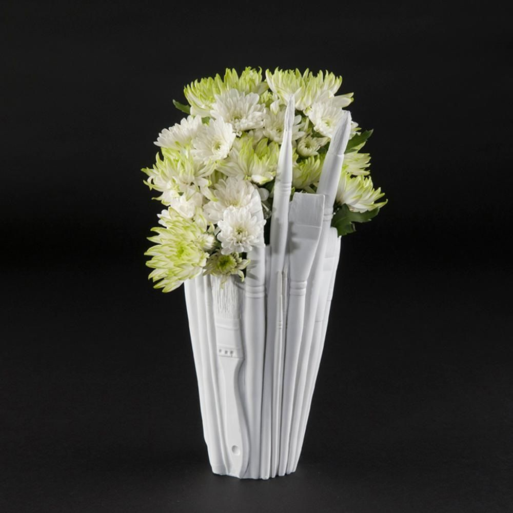 Reality Brush Vase From Areaware