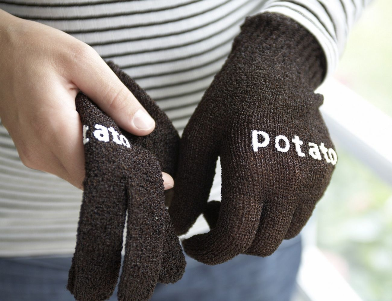 Skrub'a Veggie Gloves