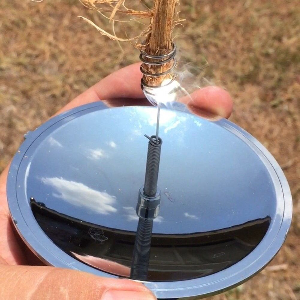 Solar Spark Lighter and Fire Starter