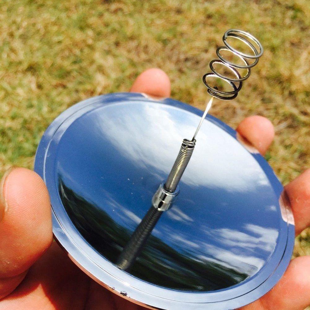 Solar Spark Lighter and Fire Starter