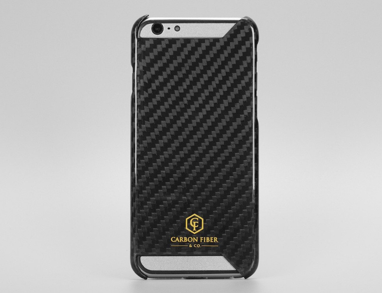 Carbon Fiber iPhone 6 Case by Carbon Fiber & Co.