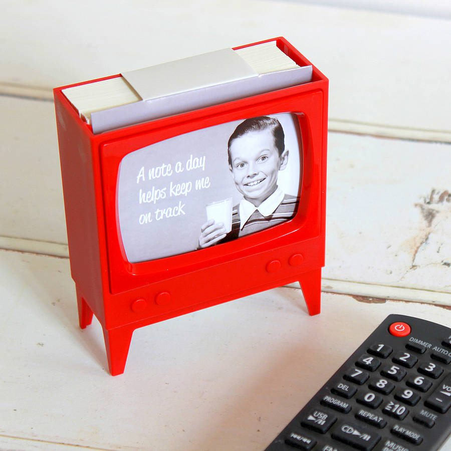 Telly Note Holder