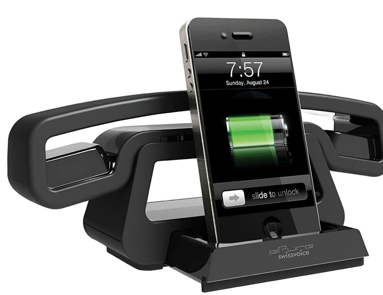 ePure Bluetooth Handset and Speakerphone for Smartphones