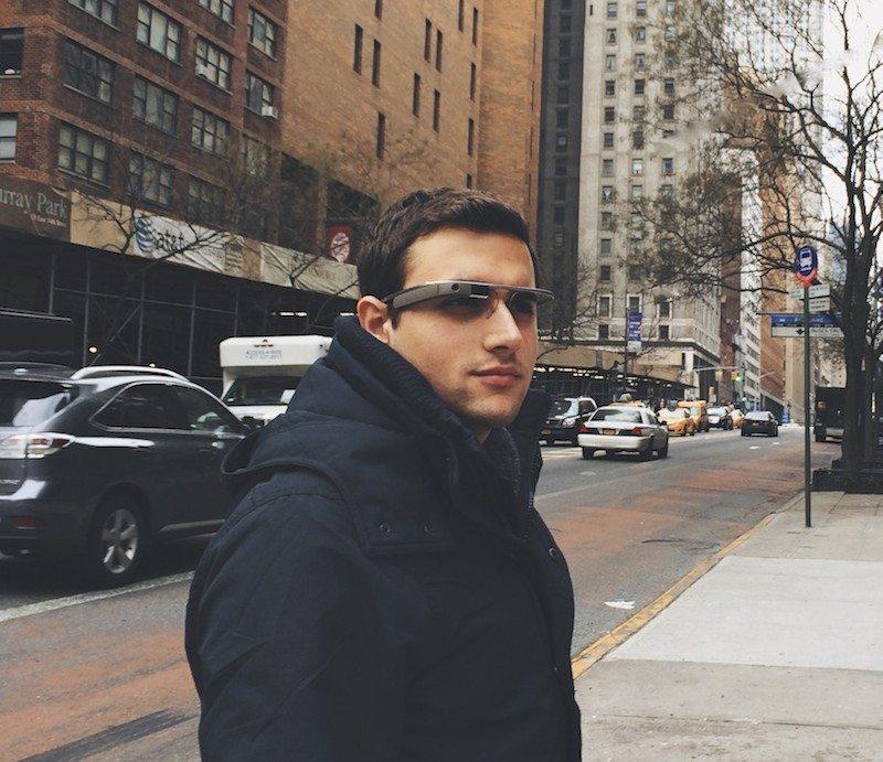 evan varsamis google glass the gadget flow new york