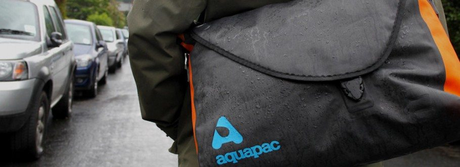 Immune Your Laptops From Catching a Monsoon Cold With the Aquapac® Stormproof Messenger Bag