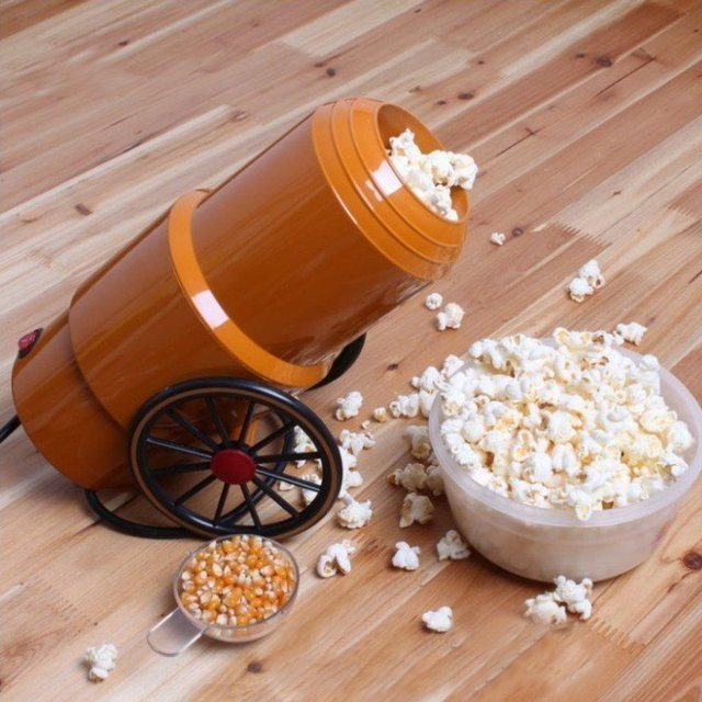 Cannon+Popcorn+Maker