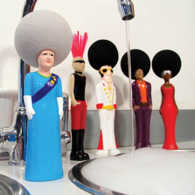 Eliz-A-Brush Washing-Up Sponge