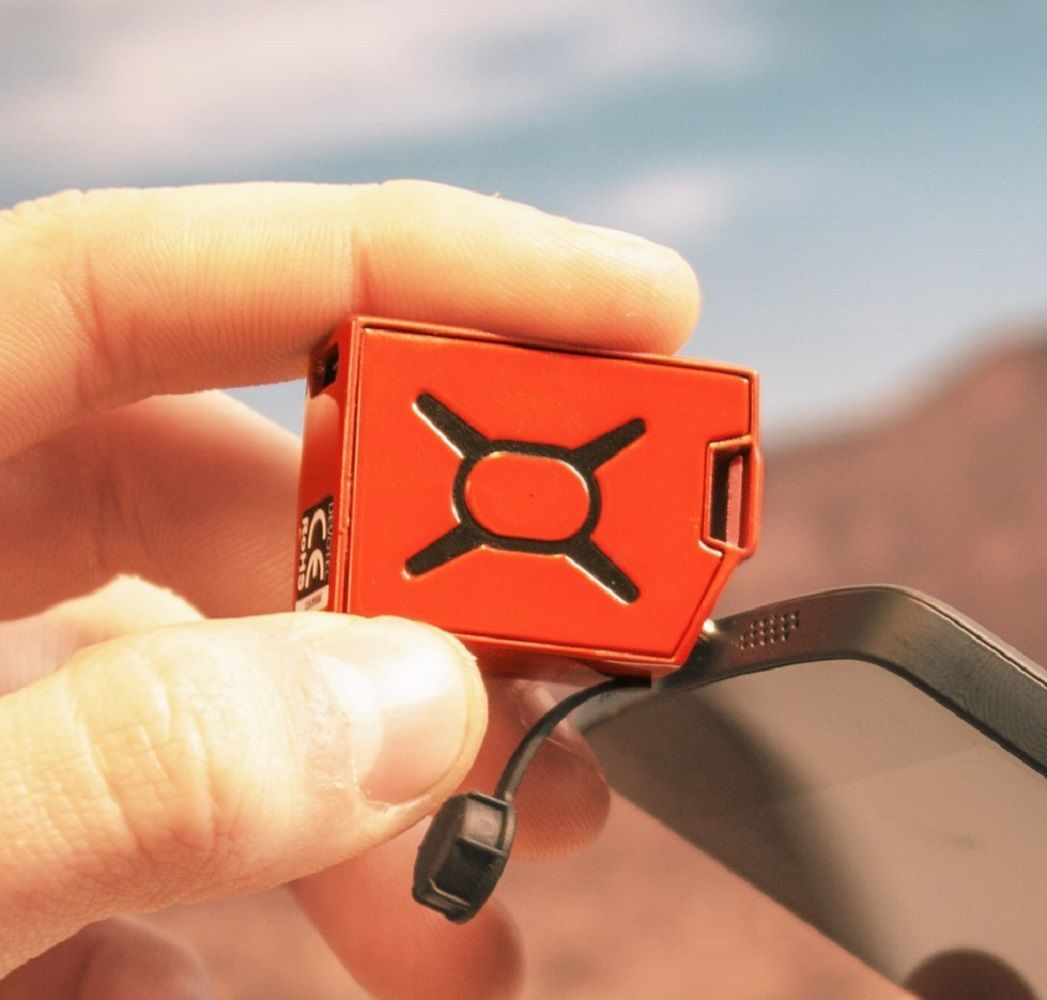 Fuel – The World's Smallest Phone Charger