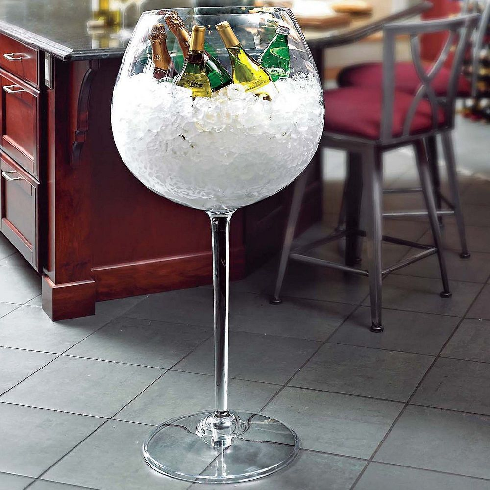 Giant Wine Stem Cooler