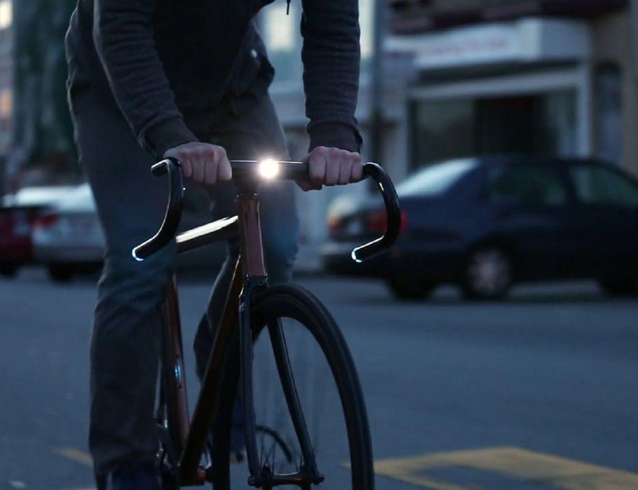 Helios Smart Bike Handle Bars